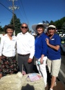 Catherine Talkington, Dale Varney, Deborah Silver and Jill Skeem, Your Democratic candidates
